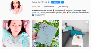 10 social media beauty influencers