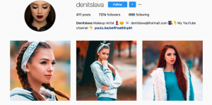List of 10 social media beauty influencers