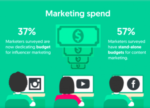 Social media influencer marketing facts