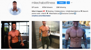 Fitness influencers veloce