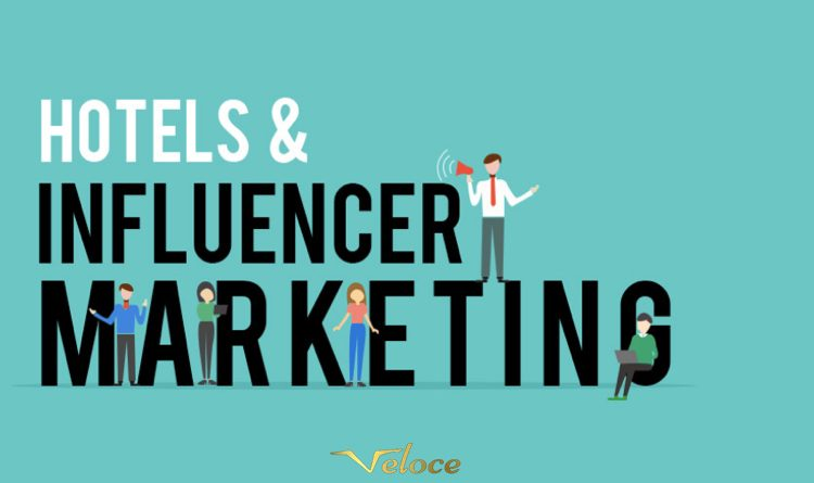 Hotels & Influencer Marketing - Infographic