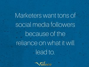 Social media followers quote