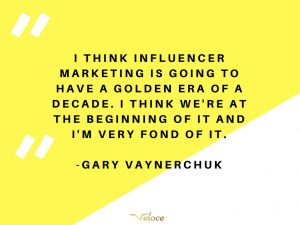 Influencer marketing gary vaynerchuk