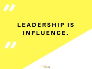 Leadership is influence influencer marketing quote