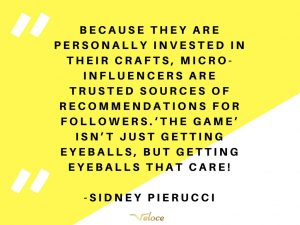 List of quotes influencer marketing