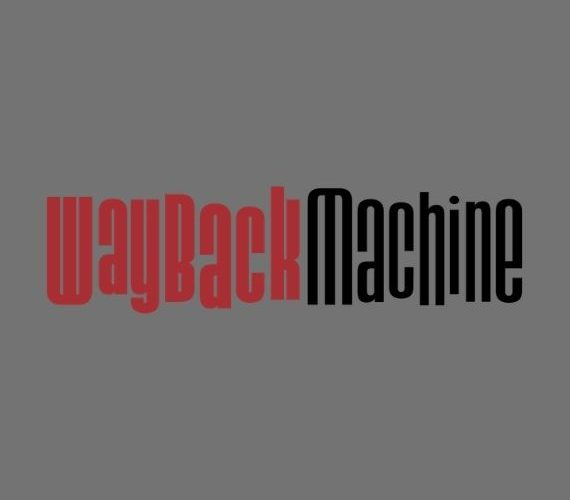 Wayback Machine Internet Archive Tool